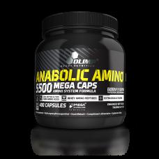 Anabolic Amino 5500 Mega Caps Olimp (400 капс)