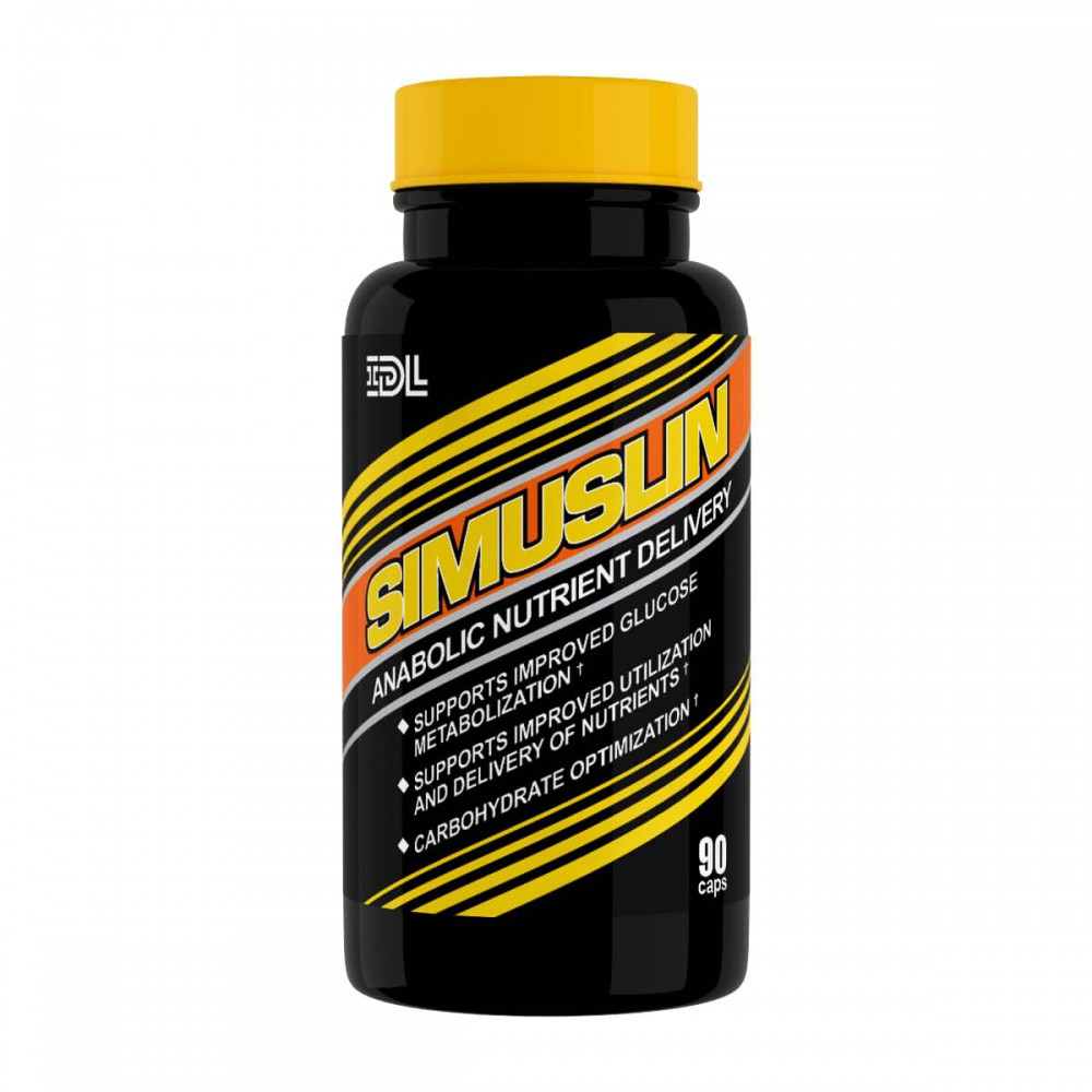 Simuslin Innovative Diet Labs (90 капс)