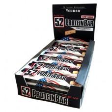Protein bar Weider (24 шт х 50 гр)