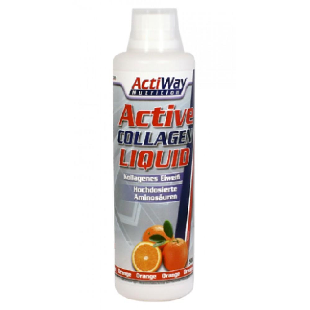Collagen Liquid ActiWay (500 мл)