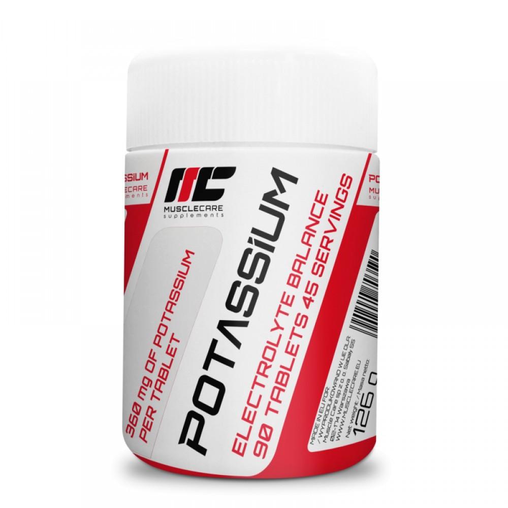 Potassium Muscle Care (90 табл)