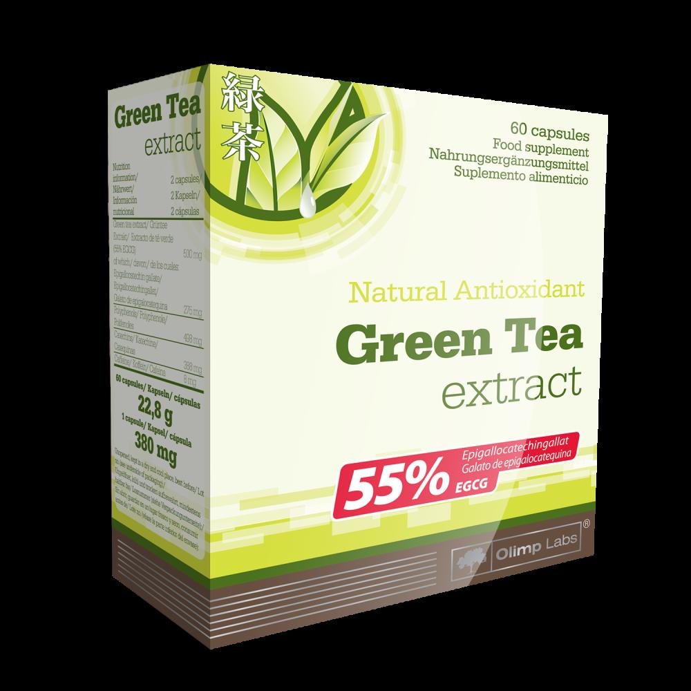Green Tea Extract Olimp (60 капс)