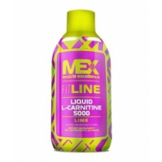 Liquid L-Carnitine 5000 Mex Nutrition (503 мл)
