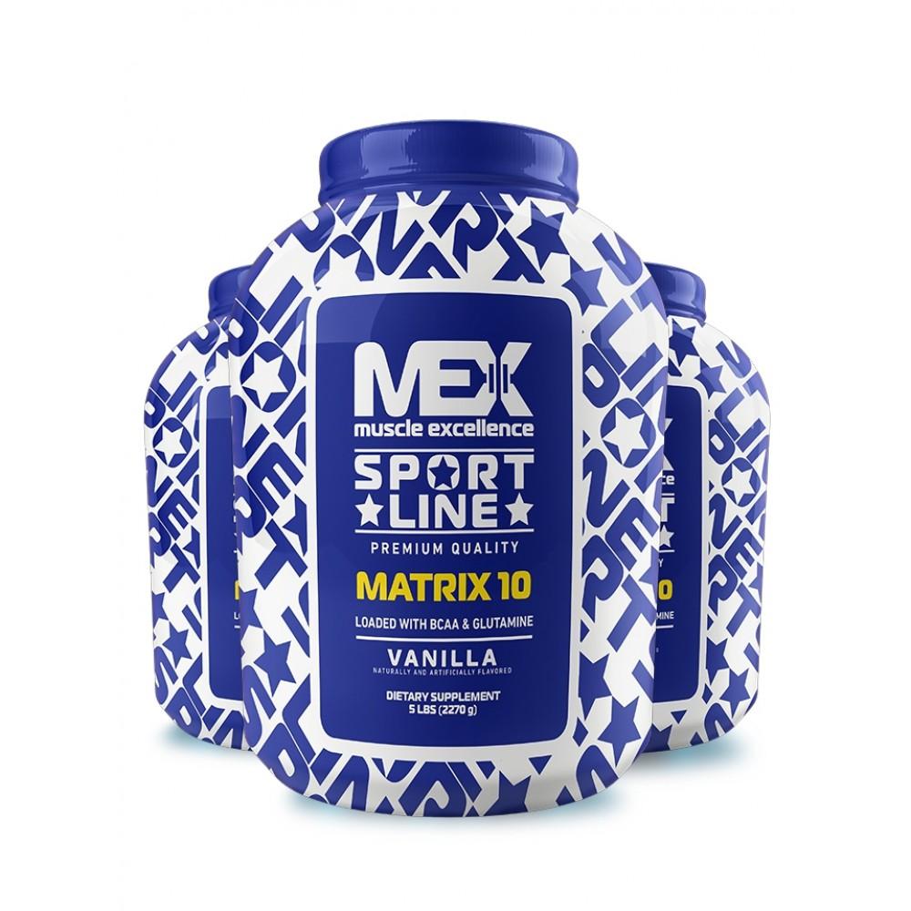 MATRIX 10 Mex Nutrition (2270 гр)