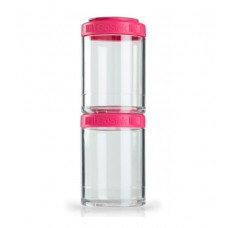 Контейнеры GoStak 2 Pak Blender Bottle розовые (2 x 150 мл)