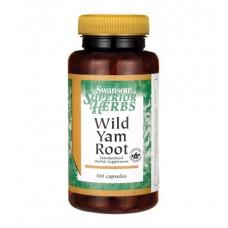 Wild Yam Root 405 mg Swanson (100 капс)