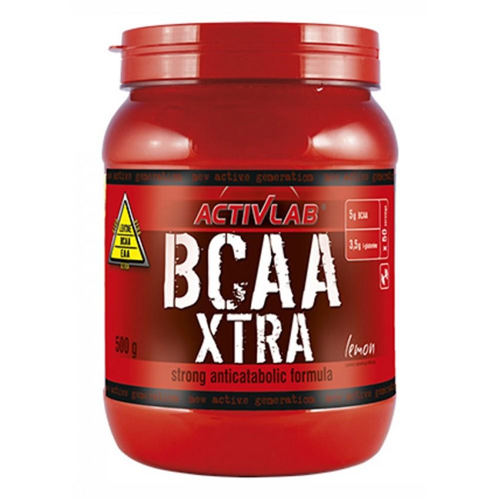 Аминокислоты BCAA Xtra Activlab (500 г)
