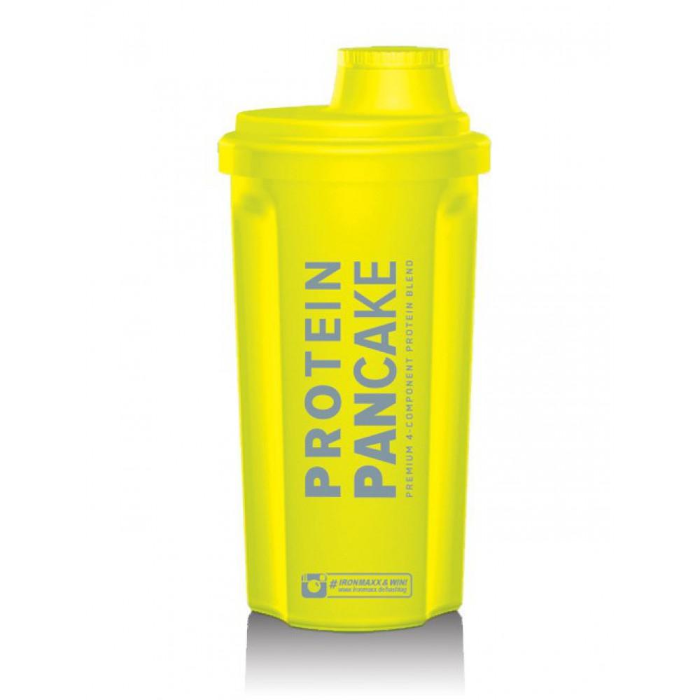 Shaker with Sieve Frozen Killer Yellow IronMaxx (700 мл)