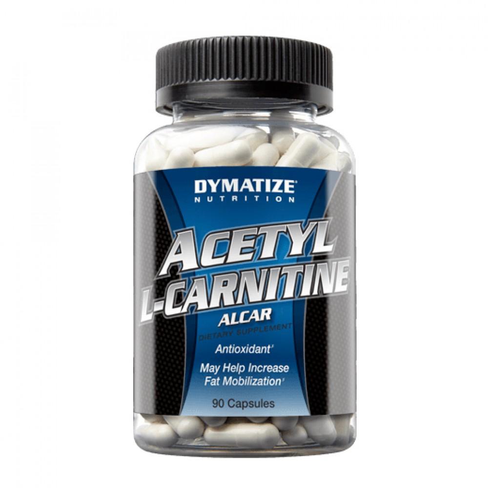Acetyl L-Carnitine Dymatize Nutrition (90 капс)