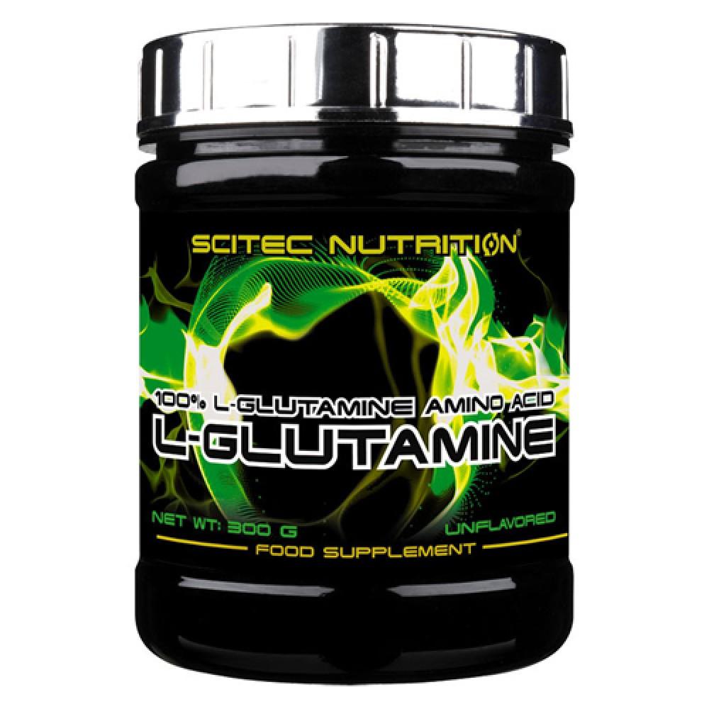 L-Glutamine Scitec Nutrition (300 гр)