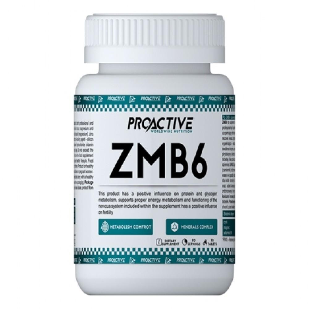 ZMB6 ProActive (90 табл)