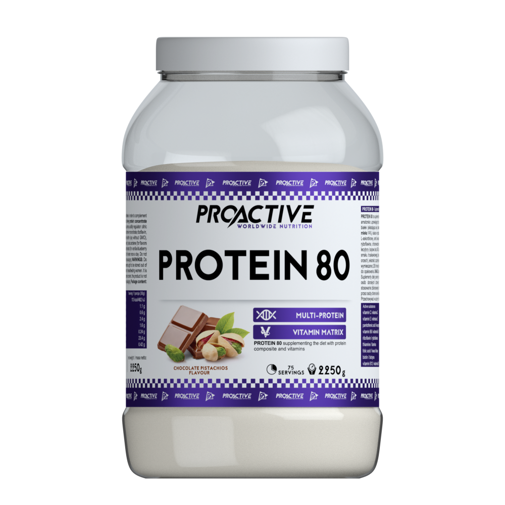 Protein 80 ProActive (2250 гр)