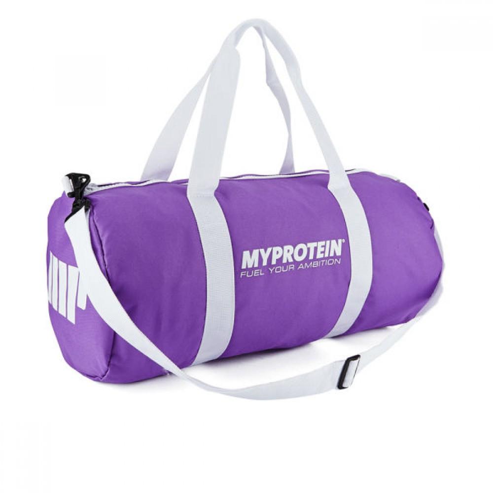 Barrel Bag Purple MyProtein