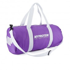 Barrel Bag Purple MyProtein