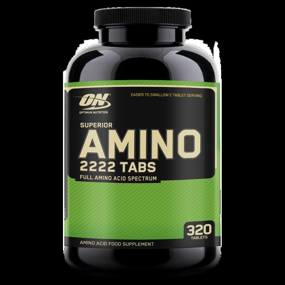 Superior Amino 2222 Tablets Optimum Nutrition (320 табл)