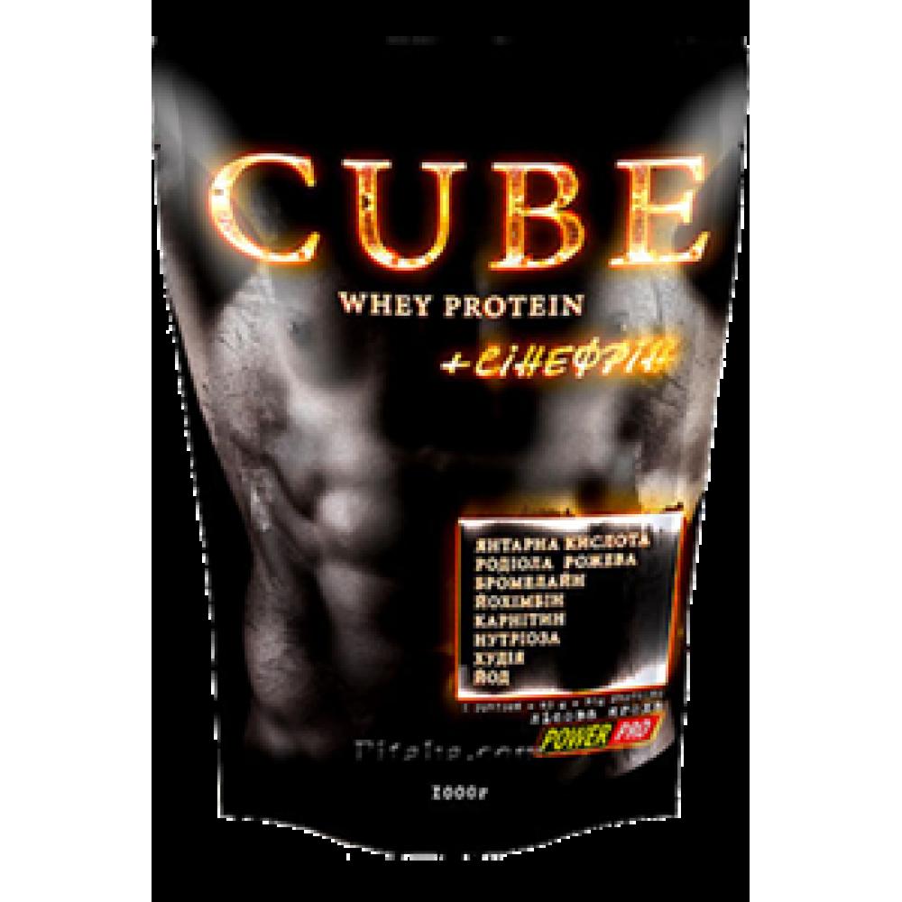 CUBE Protein Power Pro (1000 гр.)
