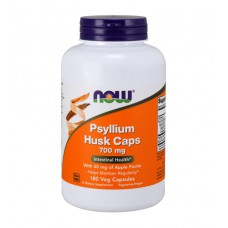 Psyllium Husk 700 mg NOW (180 капс)