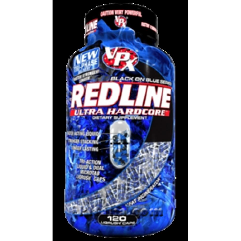 Redline Ultra Hardcore VPX (120 капс.)