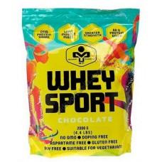 Whey Sport Mex Nutrition (2000 гр)