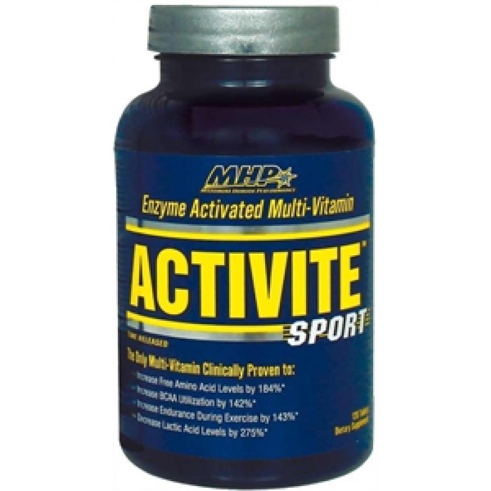Activite Sport MHP (120 табл.)