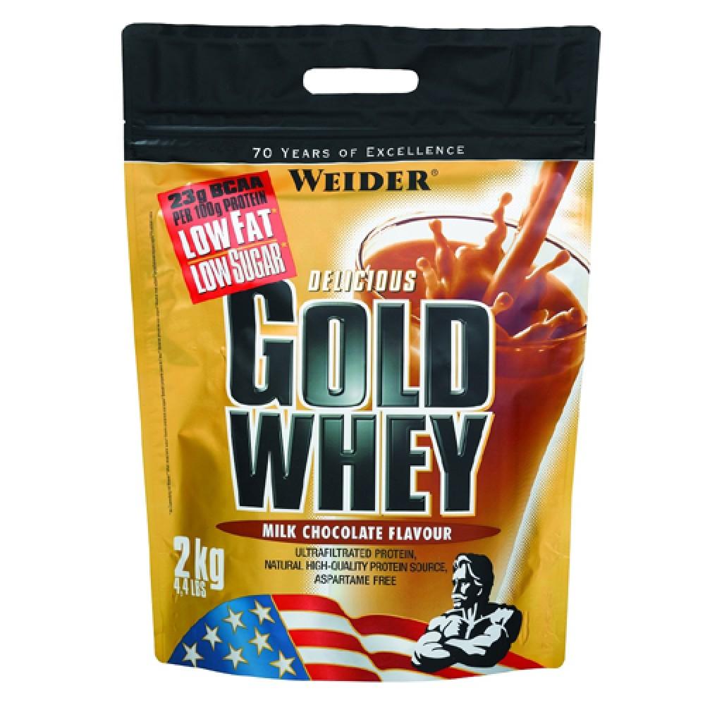 Gold Whey Weider (2000 гр)