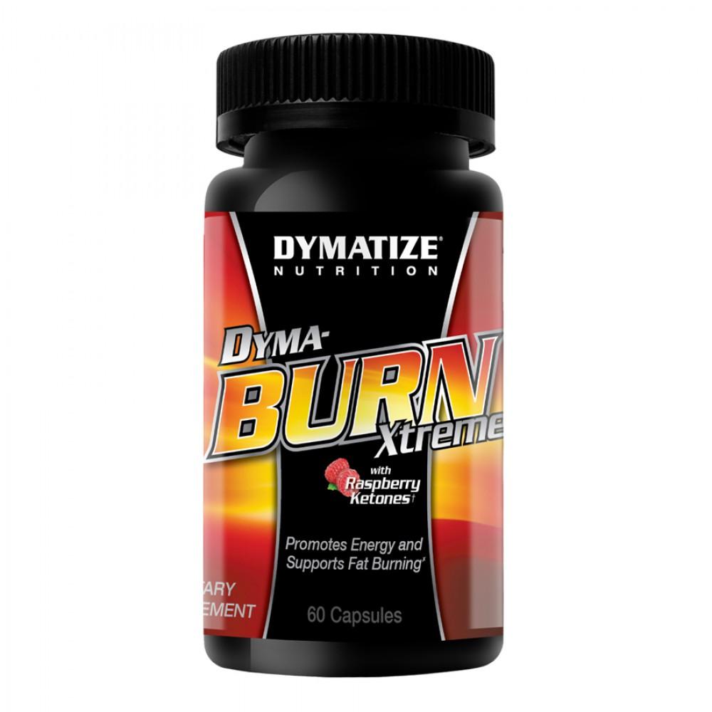 Dyma-Burn Xtreme Dymatize Nutrition (60 капс)