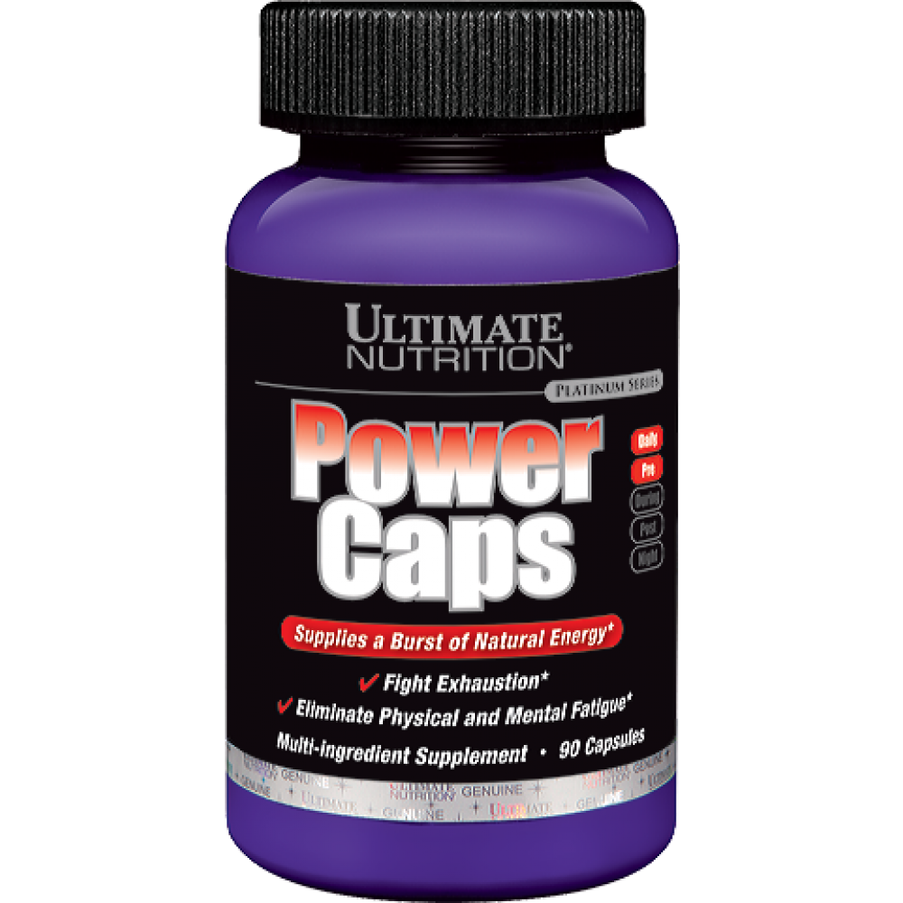Power Caps Ultimate Nutrition (90 капс)