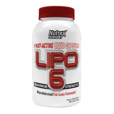 Lipo-6 Nutrex Research (240 капс)