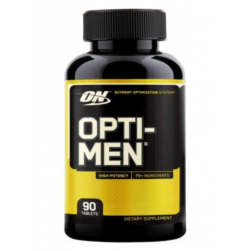 Витамины Opti-Men Optimum Nutrition (90 табл)