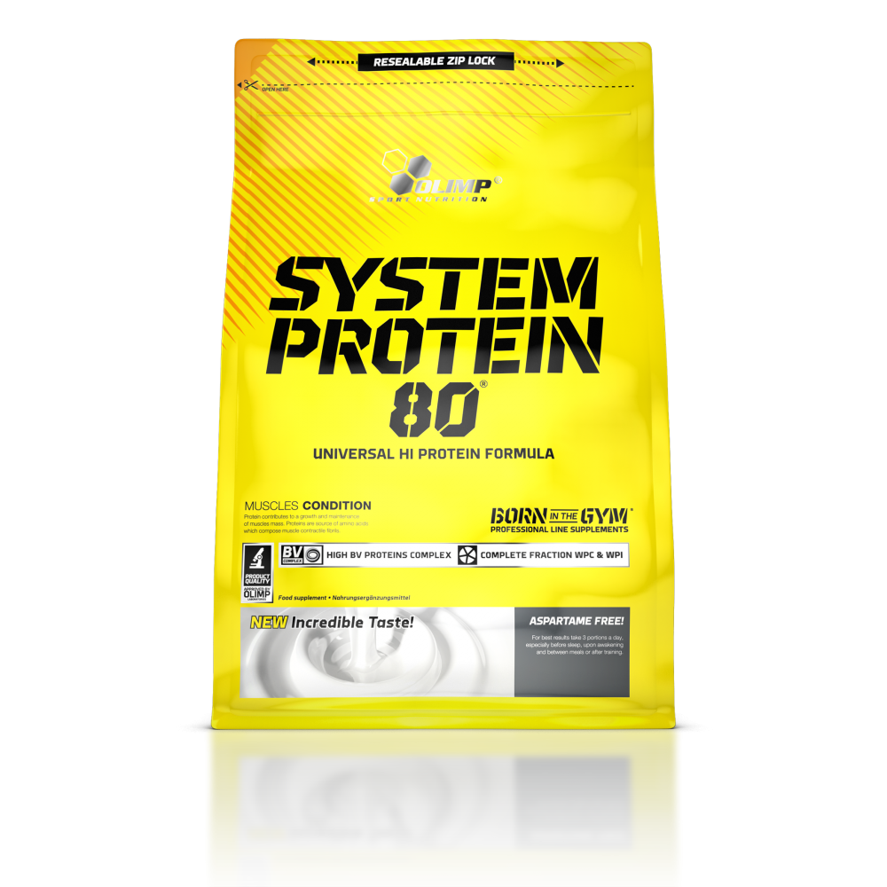 System Protein 80 Olimp (700 г)