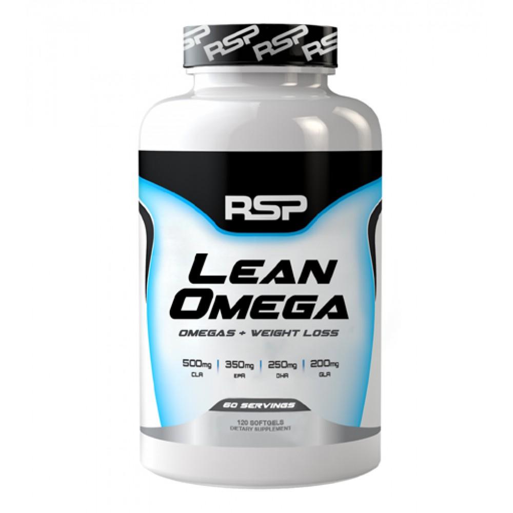 Lean Omega RSP Nutrition (120 капс)