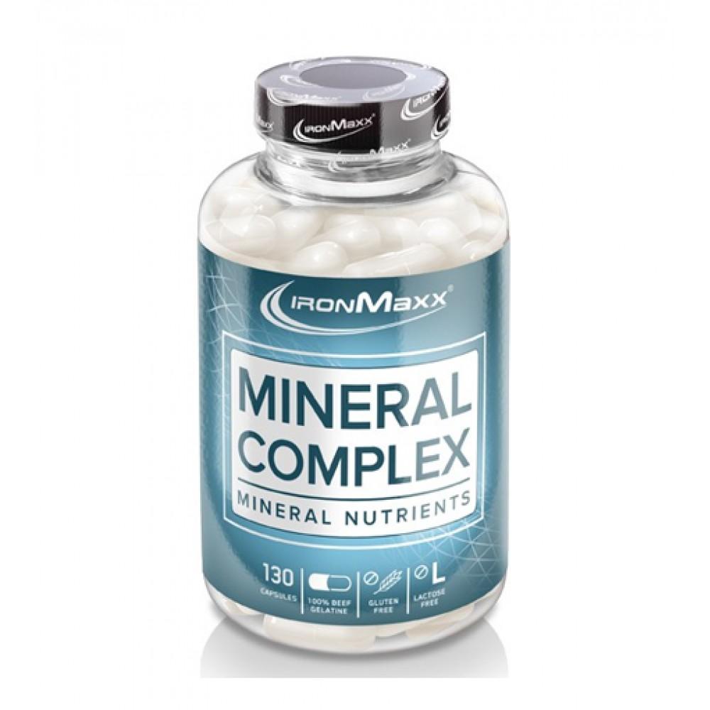Mineral Complex IronMaxx (130 капс)