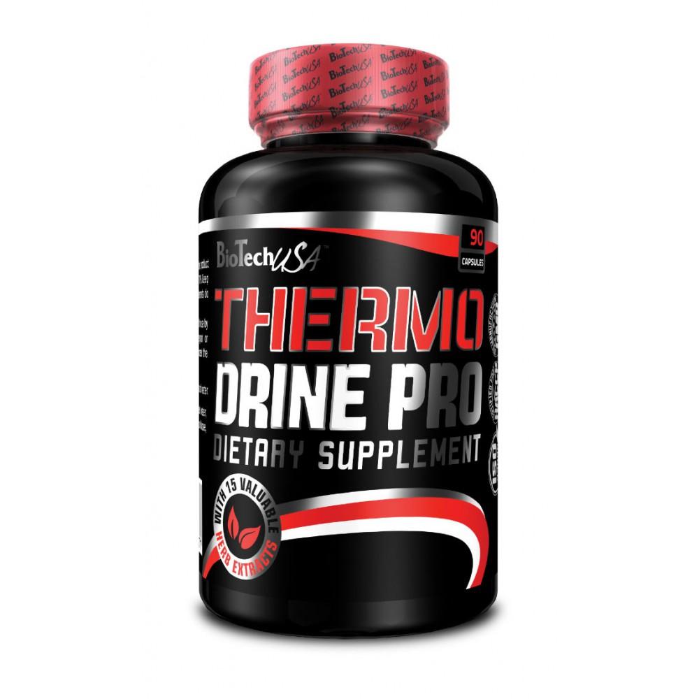 Жиросжигатель Thermo Drine Pro BioTech USA (90 капс.)