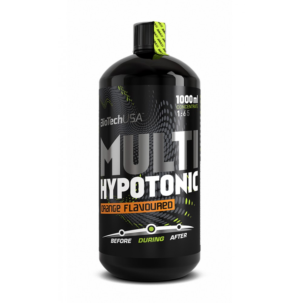 Энергетик Multi Hypotonic Drink BioTech USA (1000 мл)