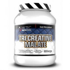 Tri Creatine Malate Hi Tec Nutrition (200 капс)