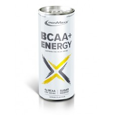 BCAA + Energy IronMaxx (330 мл)