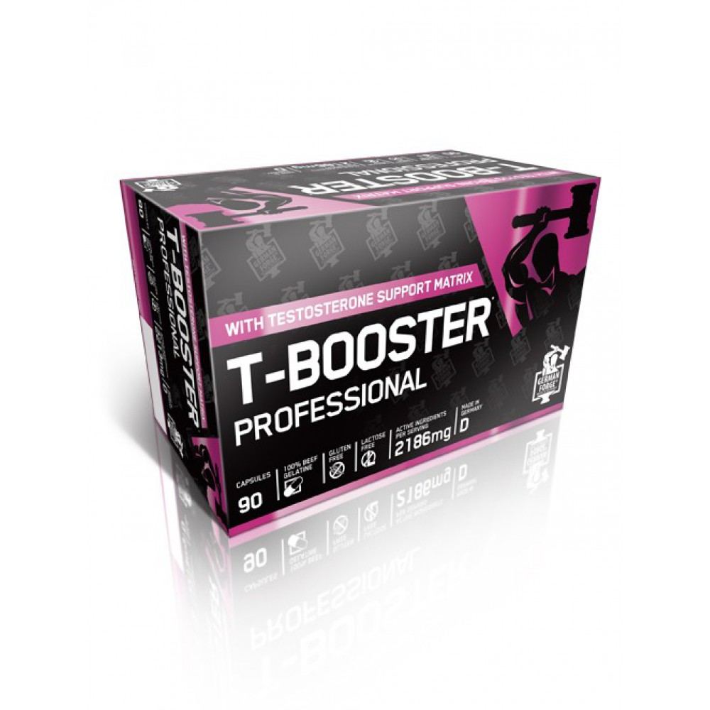 T-Booster Professional IronMaxx (90 капс)