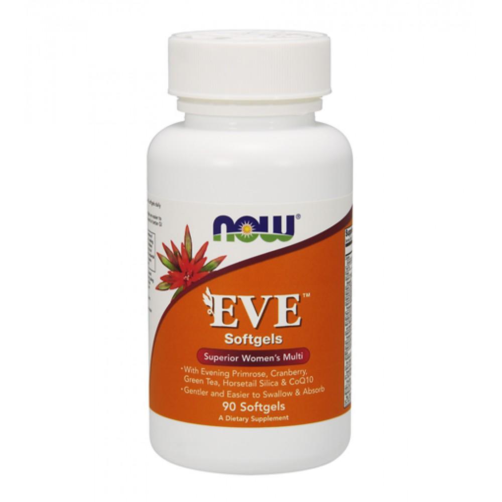 EVE Women's Multiple Vitamin NOW (90 капс)