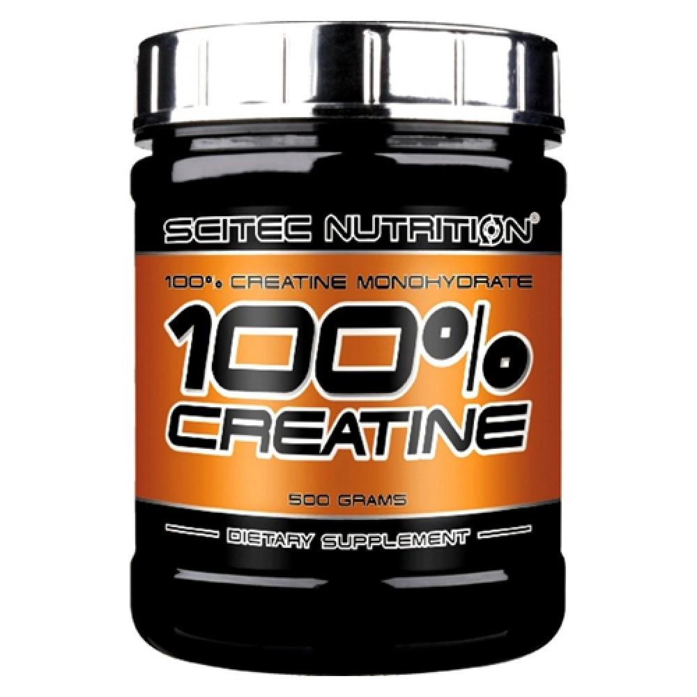 100% Creatine Scitec Nutrition (500 гр)