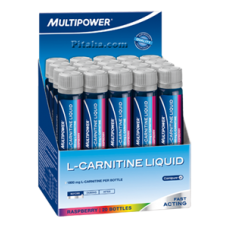 L-Carnitine Liquid Multipower (20 амп.)