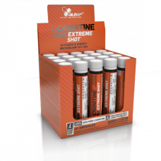 L-Carnitine 3000 Extreme Shot Olimp (20 ампул по 25 мл)