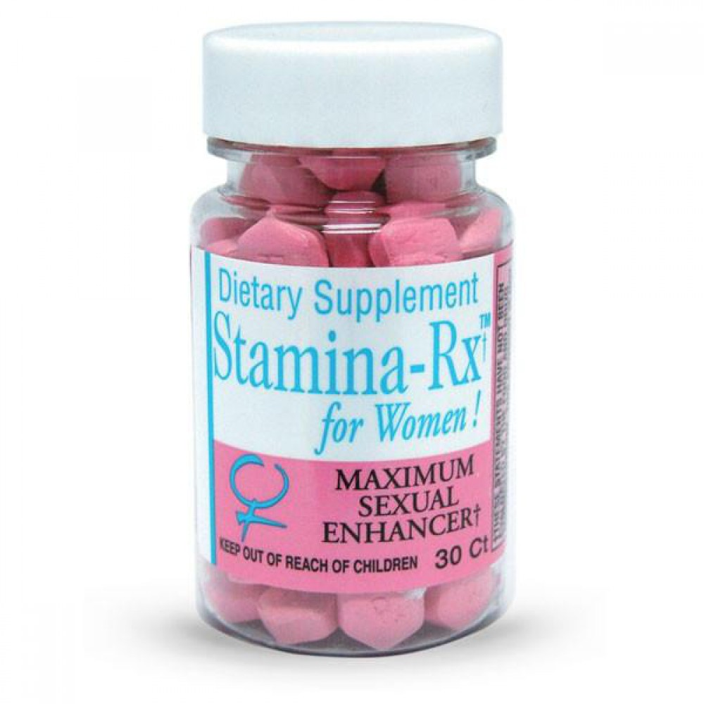 Stamina-RX for Women Hi-Tech Pharmaceuticals (30 капс)
