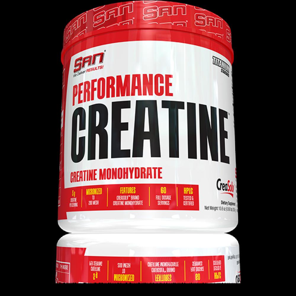 Performance Creatine San Nutrition (1200 гр)