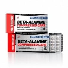 BETA-ALANINE Compressed Nutrend  (90 капс)