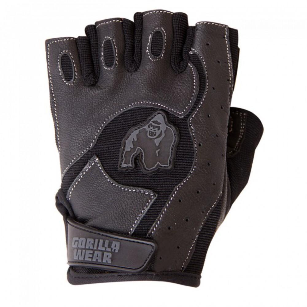 Перчатки мужские Mitchell Training Gloves Gorilla Wear Black