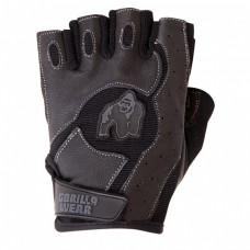 Перчатки мужские Mitchell Training Gloves Gorilla Wear Black